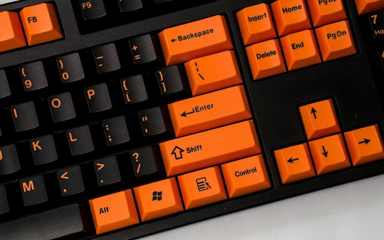[In stock] JTK Orange on Black-zFrontier