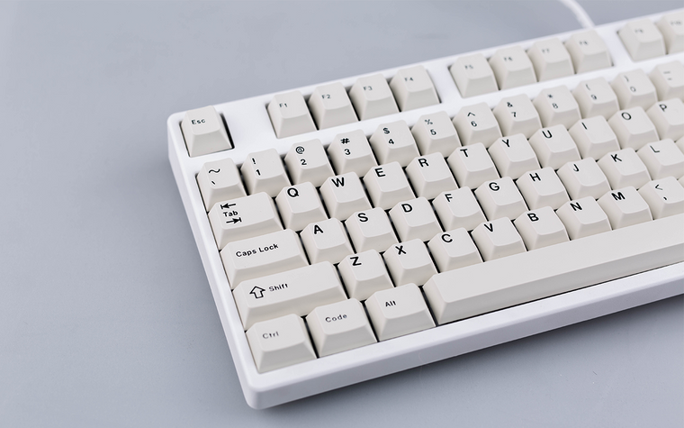 [In stock] GMK Pristine - zFrontier Exclusive-zFrontier