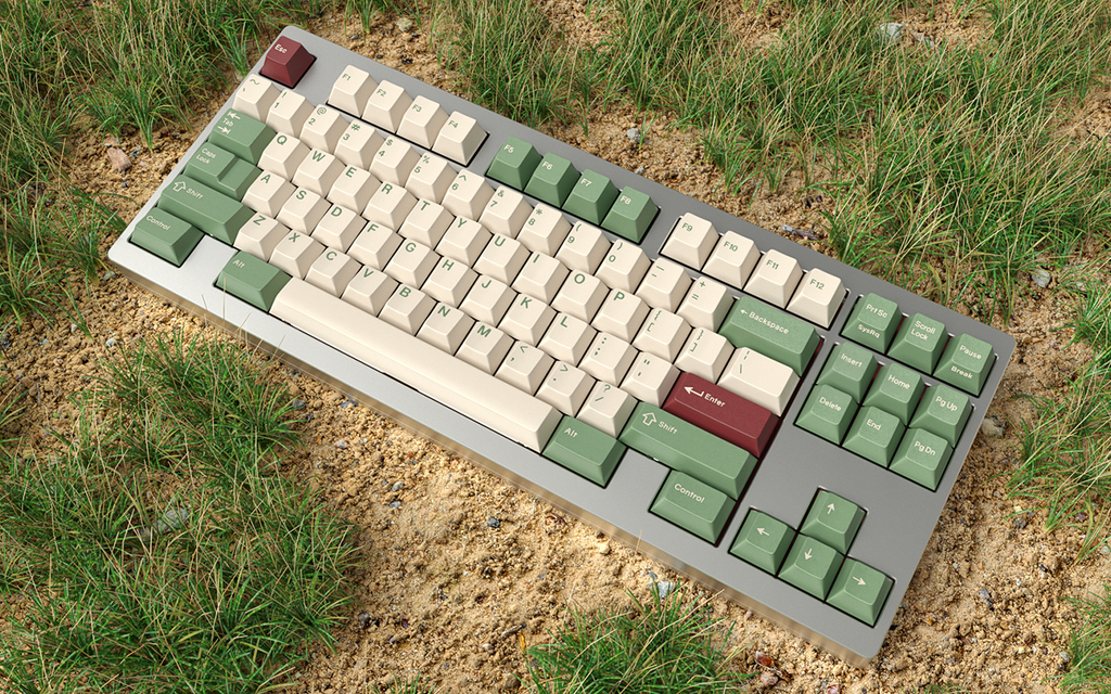 [Group buy] GMK Camping-zFrontier