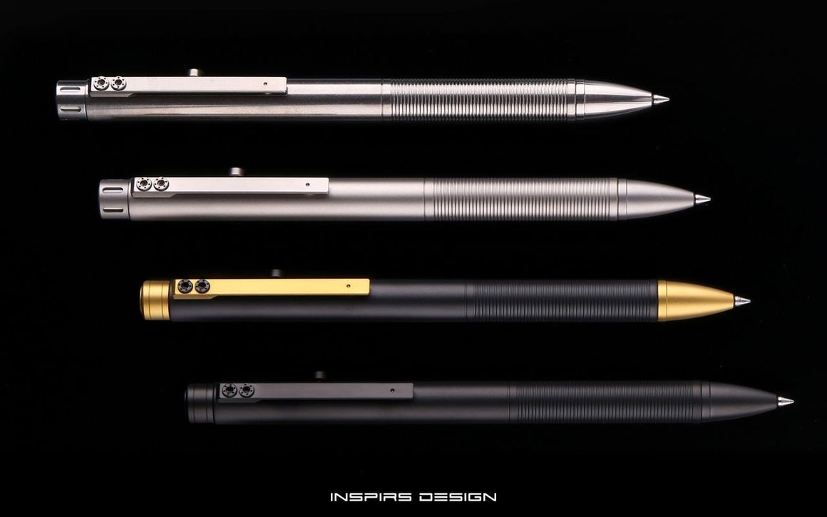 [Group buy] Imperator TTi-108 Titanium Bolt Action Pen-zFrontier