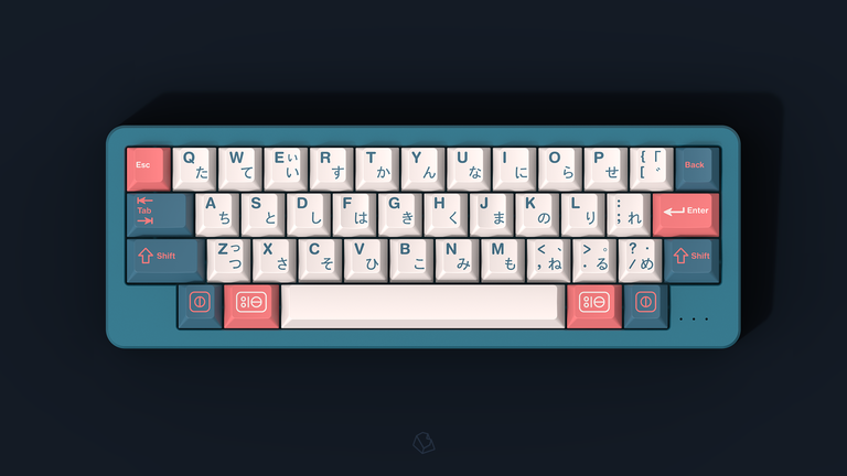 [Group Buy] GMK Bentō R2-zFrontier