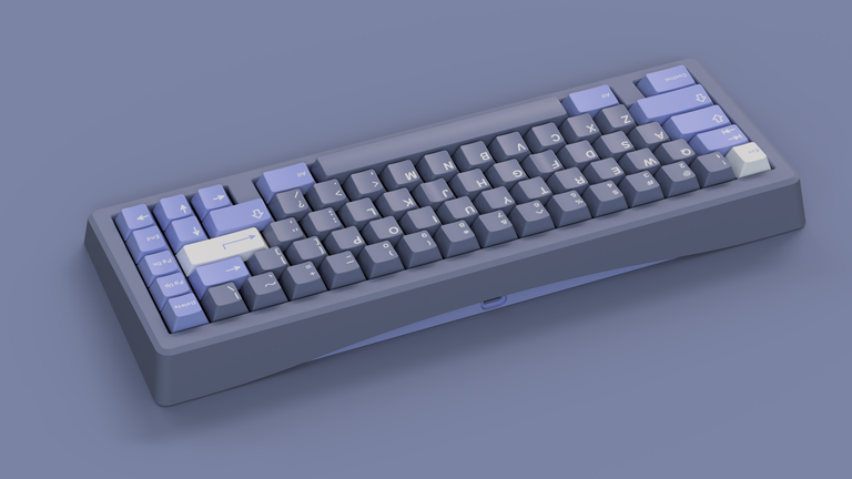 [Group buy] GMK Blurple-zFrontier