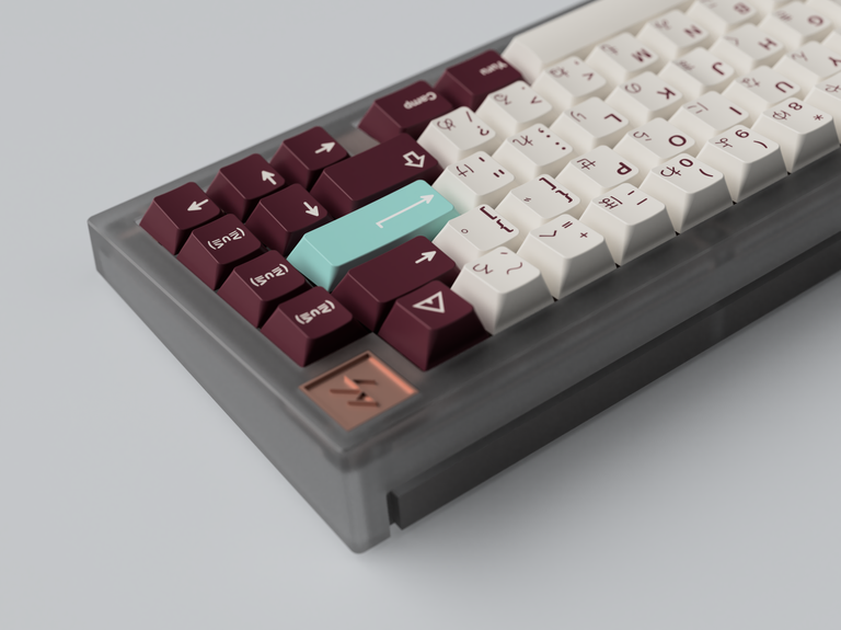 [Group buy] GMK Yuru-zFrontier