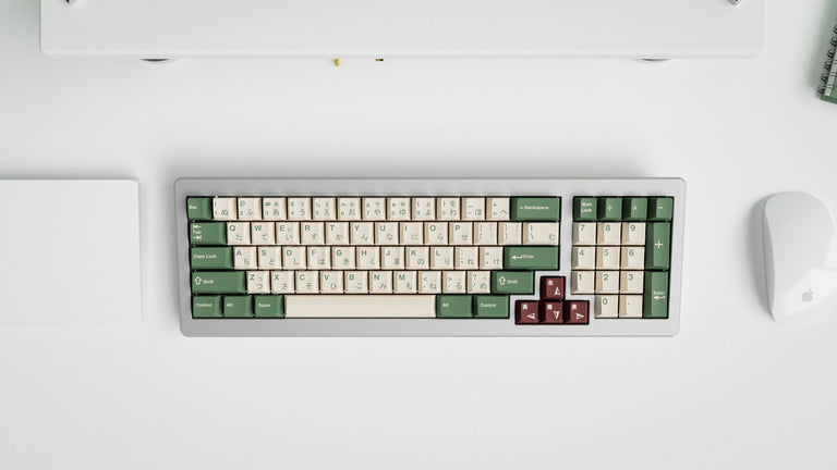 [Group buy] GMK Camping R2-zFrontier