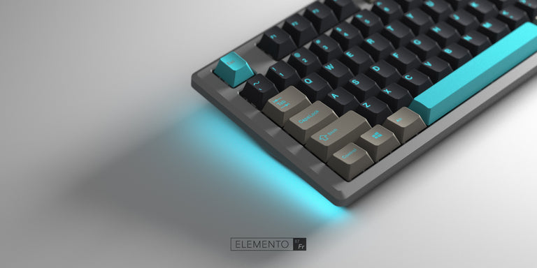 [Group buy] Fr87 Custom Mechanical Keyboard by Elemento-zFrontier