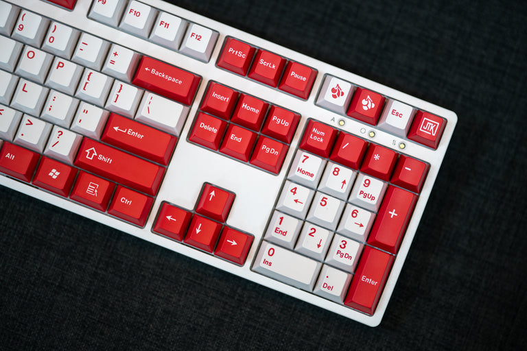 [In Stock] JTK Red on White V3-zFrontier