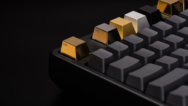 [Group buy] esc lab Series 00 Metal Artisan Keycaps-zFrontier