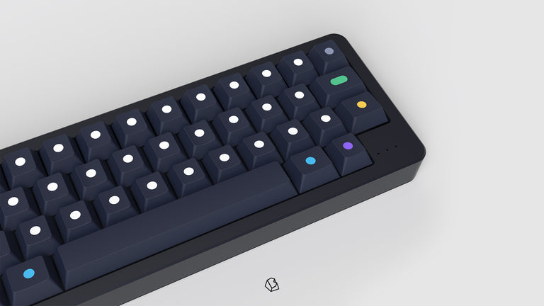 [Group buy] GMK Dots 2-zFrontier