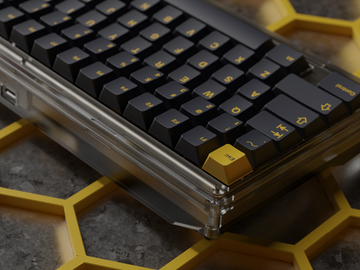 [Group buy] Godspeed75 Custom Mechanical Keyboard-zFrontier