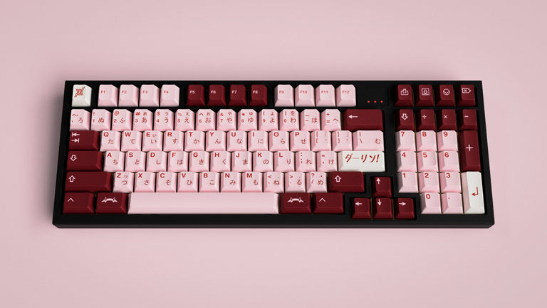 [In Stock] GMK Darling-zFrontier