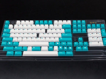 [Sold Out] GMK Cyan - zFrontier Exclusive Keyset-zFrontier
