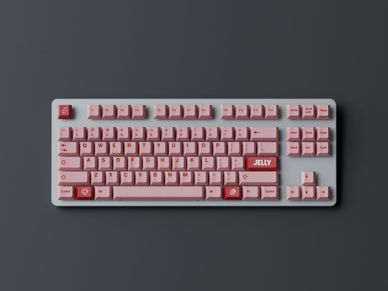 [Group buy] GMK Jelly Delights-zFrontier