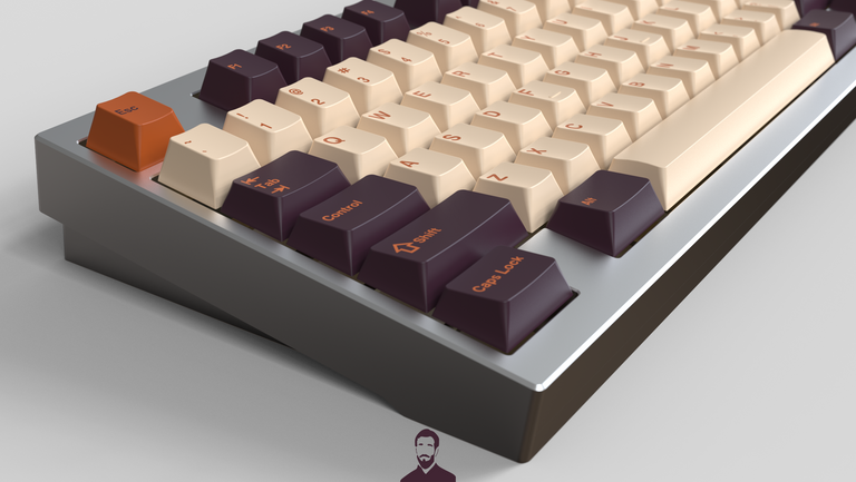 [Group buy] GMK Thai Tea-zFrontier