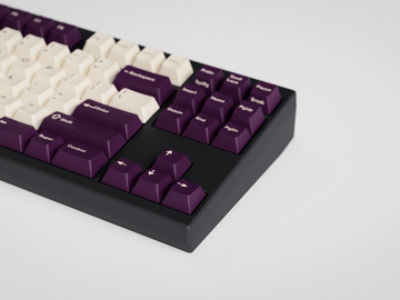 [Group Buy] GMK VoC Violet on Cream-zFrontier