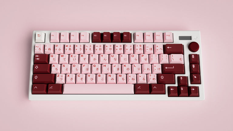 [Group buy] GMK Darling-zFrontier