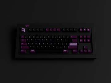 [Group buy] GMK Black Lotus-zFrontier