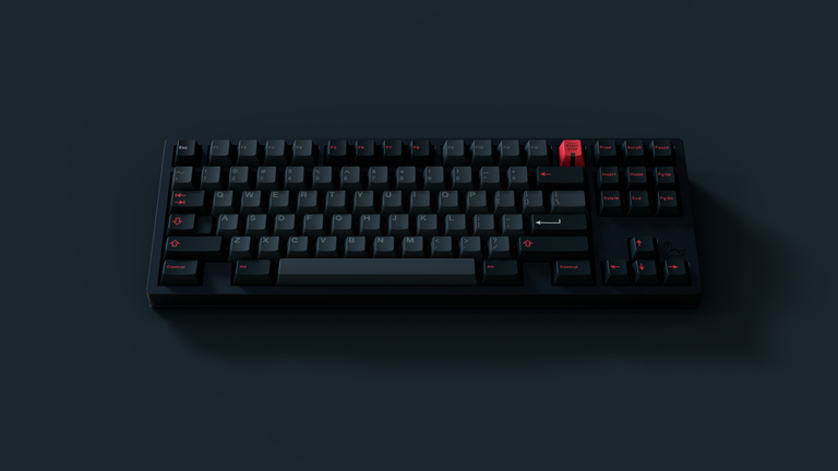 [Group buy] GMK Redline-zFrontier