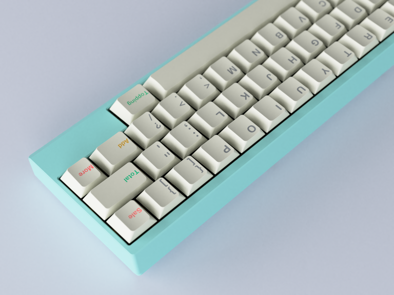[In Stock] GMK Fro.yo-zFrontier