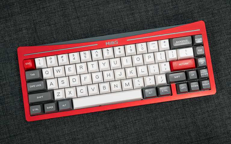 [Group buy] F&T Mars 6.5 Custom Mechanical Keyboard Standard-zFrontier
