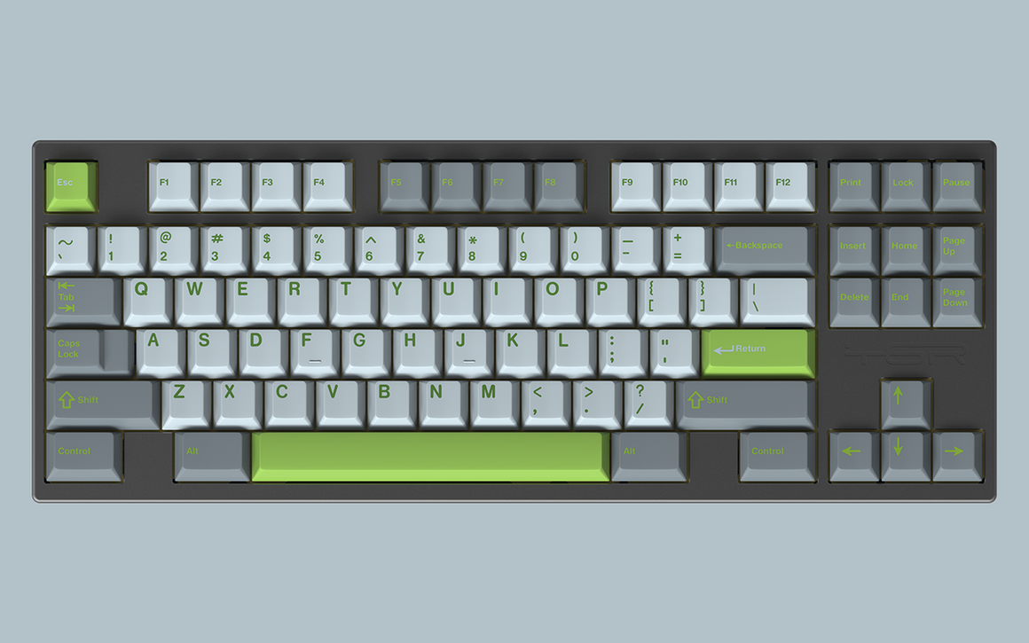 [Group buy] GMK Lime-zFrontier