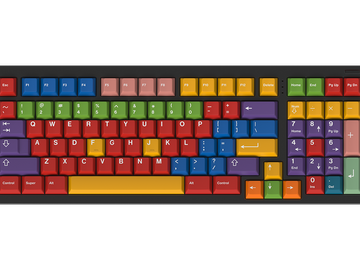 [In Stock] GMK Handarbeit+-zFrontier