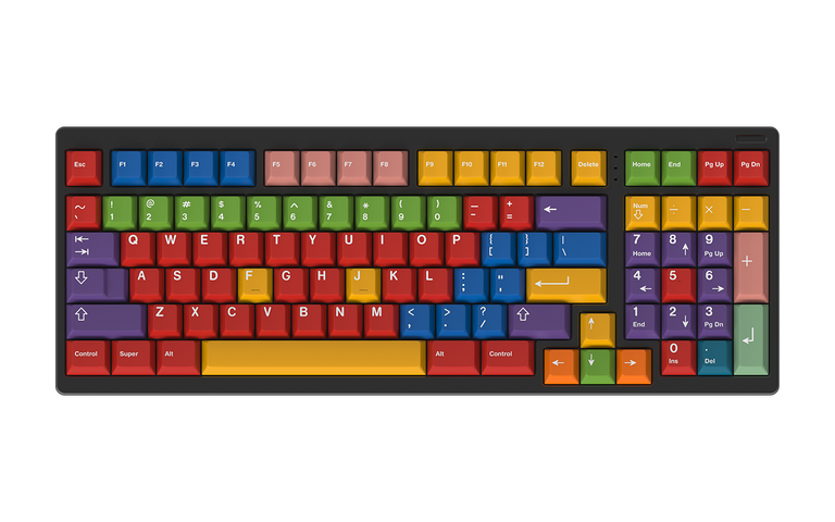 [Group buy] GMK Handarbeit+-zFrontier