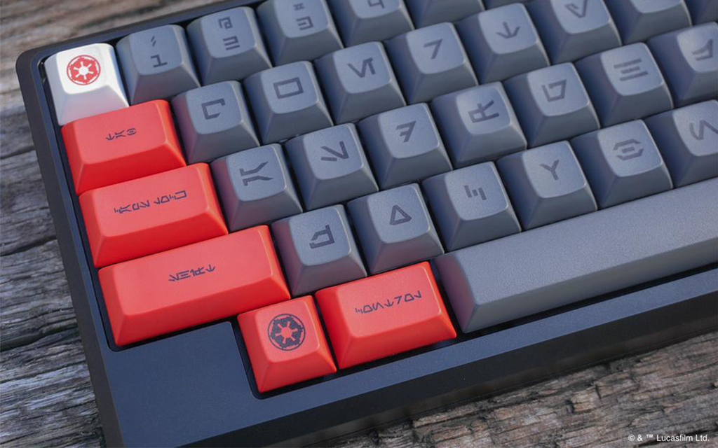 Star Wars Galactic Empire DSA Keycap Set-zFrontier