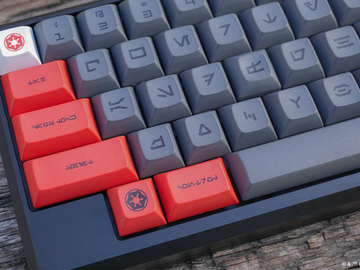 [In Stock] Star Wars Galactic Empire DSA Keycap Set-zFrontier