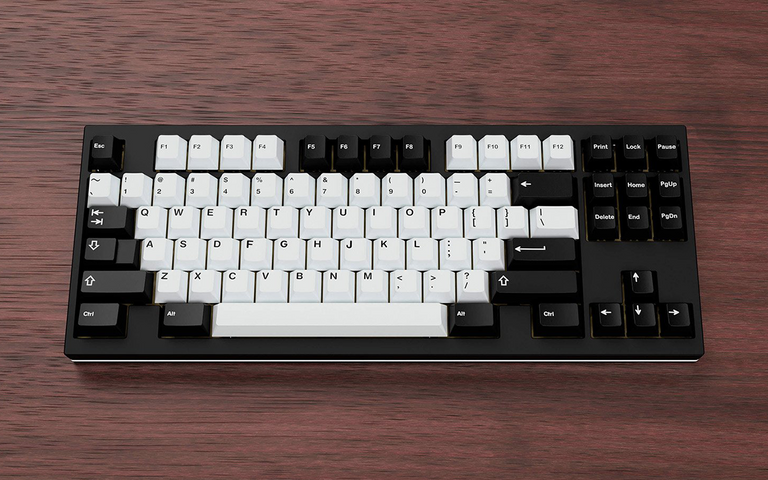 [Group buy] GMK Monochrome-zFrontier