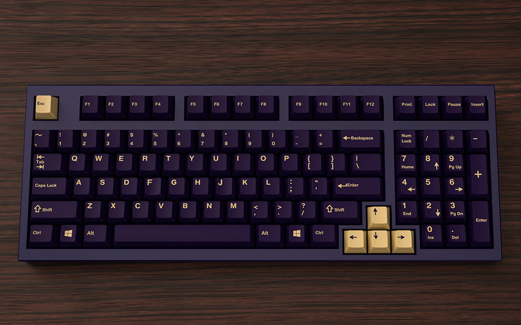 [Group buy] GMK Phantom-zFrontier