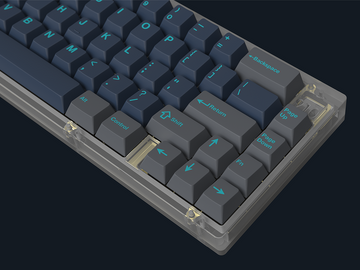 GMK Calm Depths-zFrontier