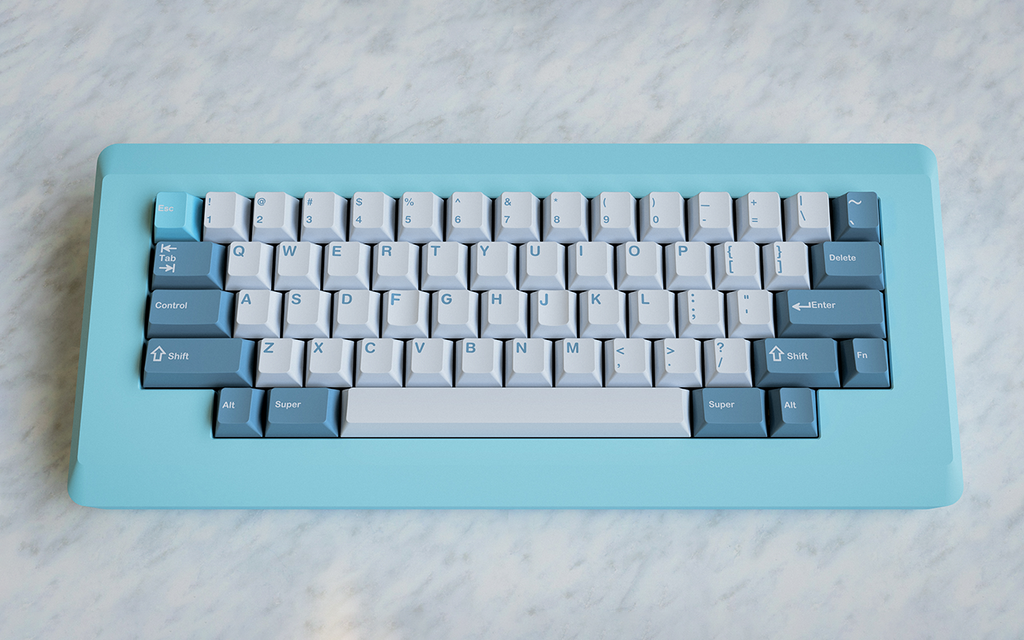 [Group buy] GMK Shoko-zFrontier