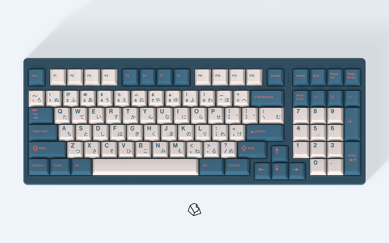 [In Stock] GMK Bentō-zFrontier