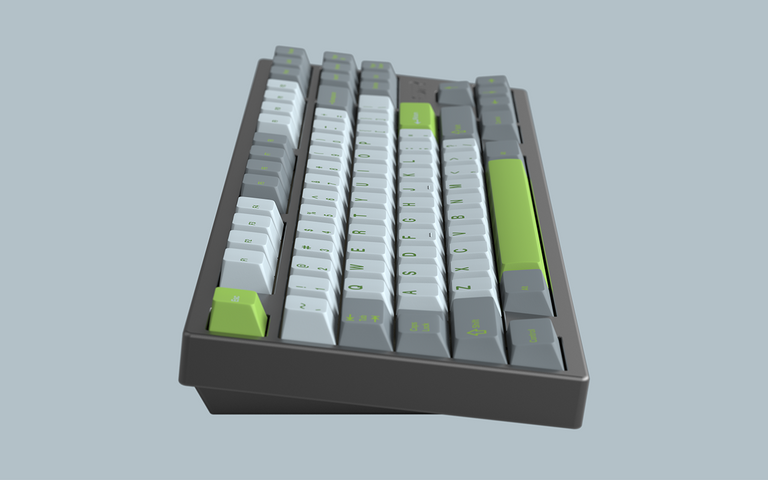 [In Stock] GMK Lime-zFrontier