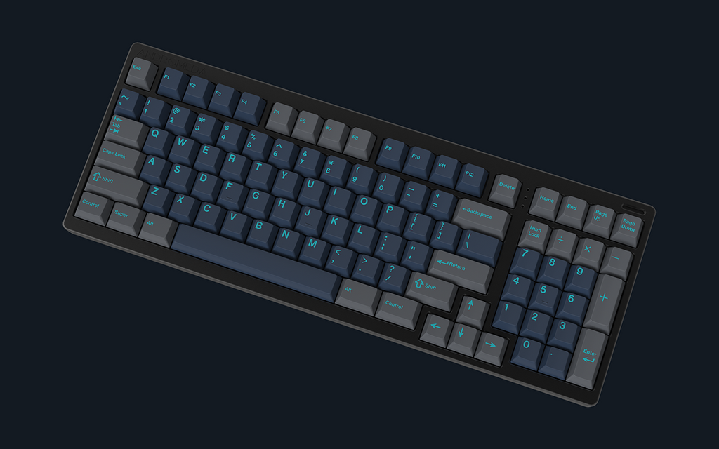 [Group buy] GMK Calm Depths-zFrontier