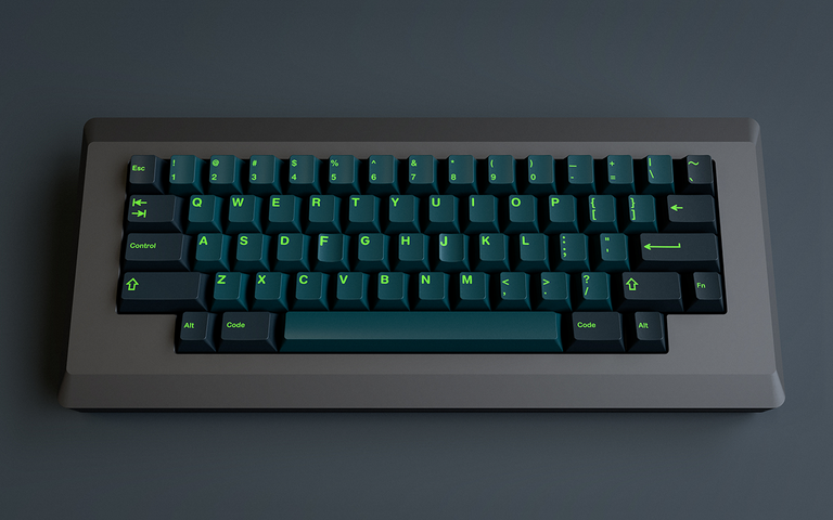 [In Stock] GMK Wavez-zFrontier