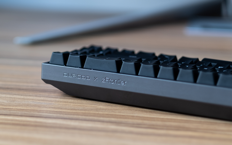 DURGOD x zFrontier ZF71 Mechanical Keyboard-zFrontier