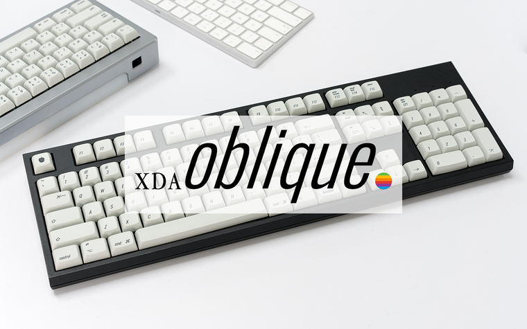 [Group buy] XDA Oblique-zFrontier