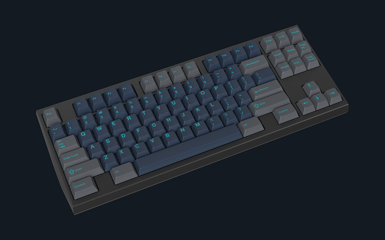 [In Stock] GMK Calm Depths-zFrontier