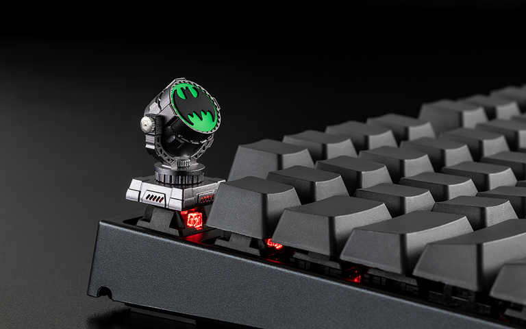 [Group buy] ZOMO x zFrontier GID Searchlight and Reactor Artisan Keycap-zFrontier