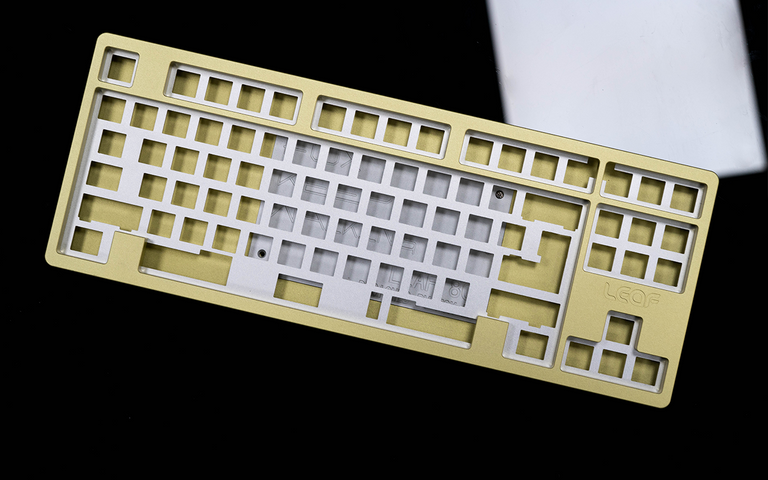 [Group buy] Leaf 80 Custom Mechanical Keyboard by Fox Lab-zFrontier