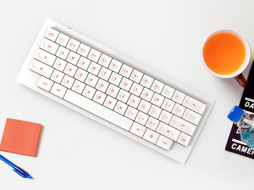[Pre Order] Morgrie RIE 60 60% Wireless Low-Pro Mechanical Keyboard-zFrontier
