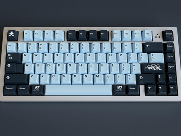 [Group buy] GMK Mizu-zFrontier