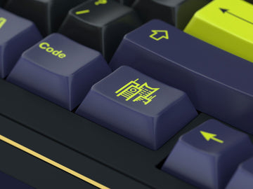[Group buy] GMK Night Runner-zFrontier