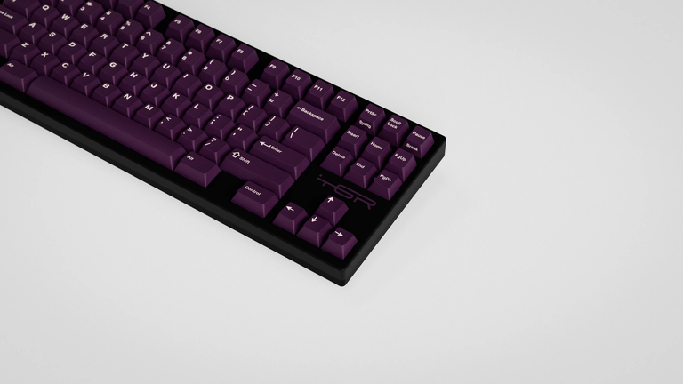 [In Stock] GMK VoC Violet on Cream-zFrontier
