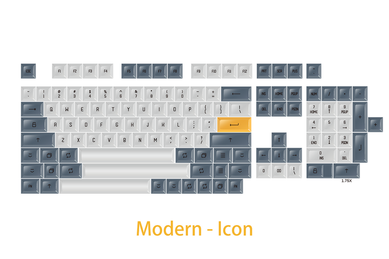 [Group buy] Keyreative KAM Starry Night PBT Dyesub Keyset R3-zFrontier