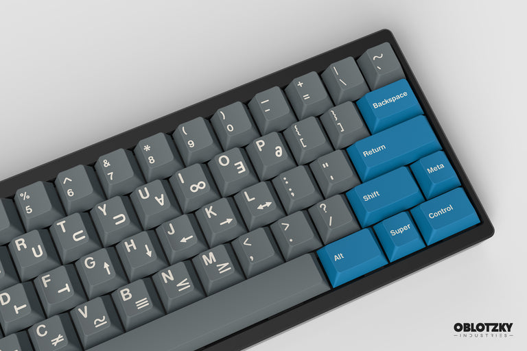 [Group buy] GMK Space Cadet II-zFrontier