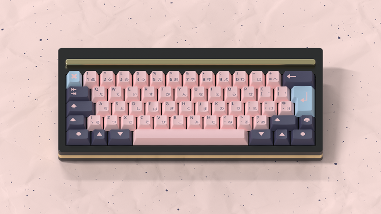 [Group Buy] Infinikey Comfy-zFrontier
