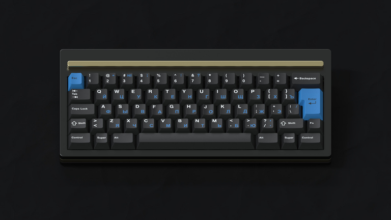 [Group Buy] Infinikey Dark Cyrillic-zFrontier
