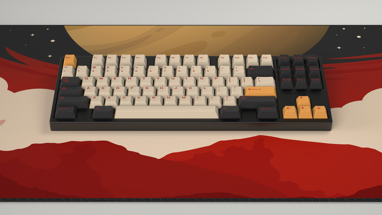 [Group buy] GMK Ishtar-zFrontier